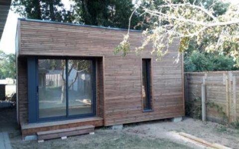 Studio bois country 20m² dans le PERIGORD
