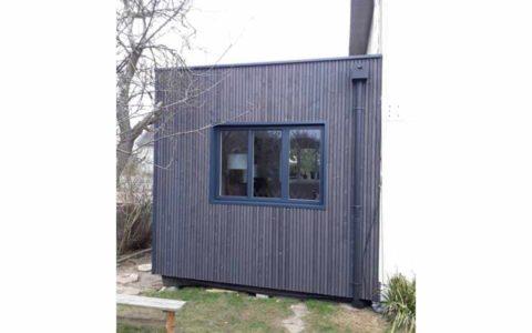 Extension bois 20 m² dans les YVELINES