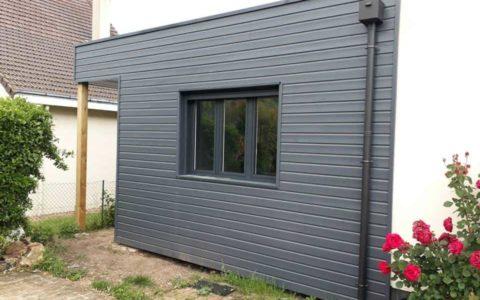 Extension bois 30 m² dans les YVELINES