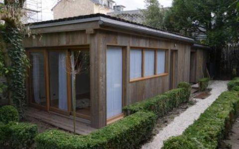 Salle de yoga 40 m²sur mesure dans les Yvelines