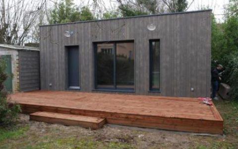 Studio de jardin 25 m² sur mesure dans les Yvelines