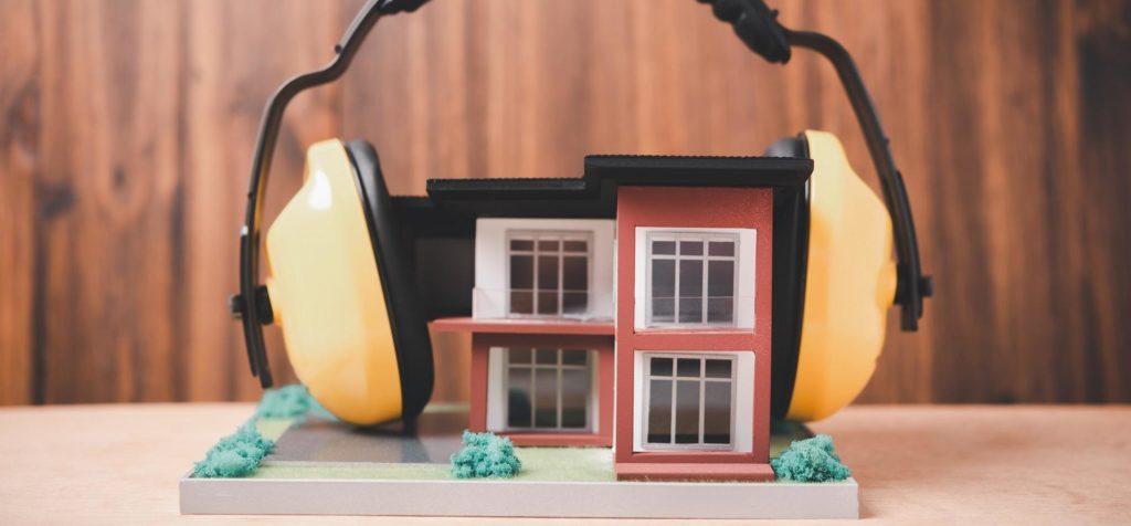 isolation phonique maison