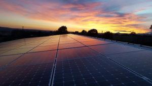 panneau photovoltaique studio autonome